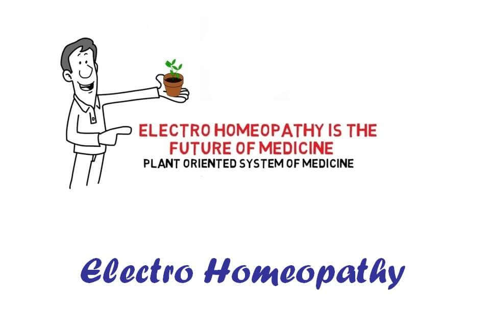 Cure With Therapy - Electro Homeopathy 1
